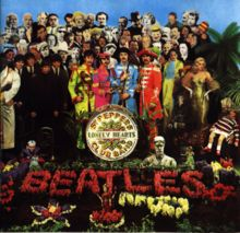 Copertina di Sgt. Pepper's Lonely Hearts Club Band