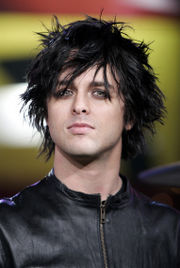 Billie Joe Armstrong in una recente foto.
